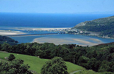 barmouth view